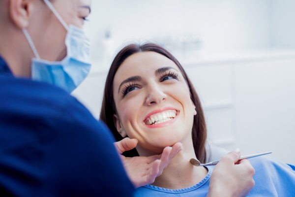 Four reasons why routine dental visits are important