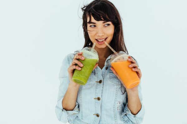 Is fruit juice bad for your teeth?